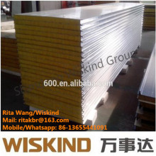 Building Material Glass Wool Sandwich Panel for Clean Room