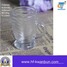 Tasse en verre pour bière ou boire de la coupe de bière Kb-Jh6021