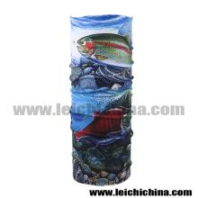 in Stock Fishing Multi Scarf Bandans Headwear