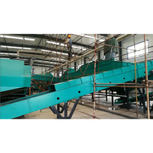 Automatic garbage recycling plant plastic electrostatic sorting machine