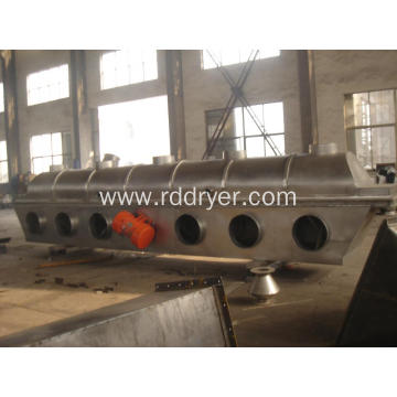 Hydroxybenzene vibrating fluid bed dryer