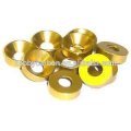 CNC Color customized washers , shims for bolts