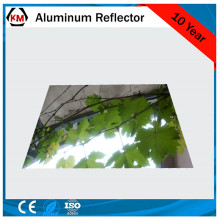 reflective aluminum sheet metal for lighting