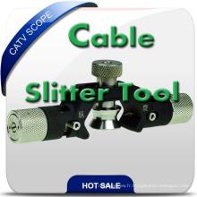 Haute Qualité Acs Fiber Armored Drop Cable Jacket Stripper