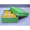 Caja congeladora criogénica surtida para crioviales de 1,8 ml / 2 ml