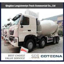 Camión hormigonera Sinotruk T7h 8X4 14m3