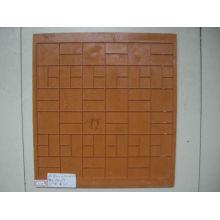 moldeo de azulejos de plástico y molduras de rejilla