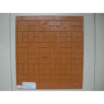 plastic tile mold and grid moulding