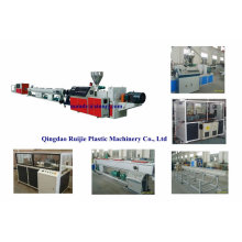 High quality and Hot selling-PVC water pipe making machine
