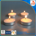 Mini Unscented Lilin Tealight dengan Tin Aluminium