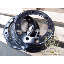 Forklift Truck Wheels 4.00E-9, steel wheel rim