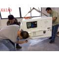 Gerador de diesel de única fase 10kw Key Start Sielnt para uso de mercado e pousada
