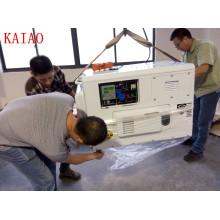 AC Single Phase 10kw Key Start Sielnt Дизельный генератор для использования на рынке и в гостинице