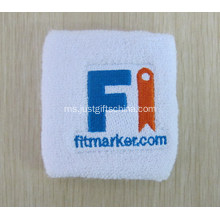 Custom Wristbands Sweat Logo Bersulam