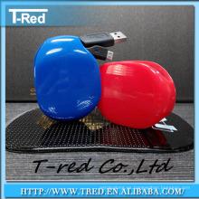 Devanadera de auricular de moda anual / enrollador de cable retráctil