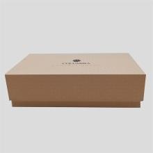 Perfume Folder Seal End Custom Cookie Box Packaging