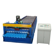 Profail Tile Roof Glazed Metal Roll Forming Machine