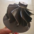 Cast Steel Machined Turbocharger Turbine Wheel