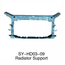 HONDA ACCORD 2008-2011 Radiator Support