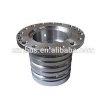 Forja de fundição de aço metálico, peças de forjamento livre