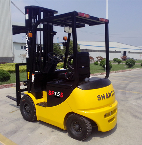 1 5 Ton Electric Forklift Ac Motor