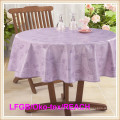 PEVA Table Cover/ Table Overlay LFGB Food Grade