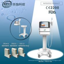 Máquina de estiramiento facial Hifu / Mini Ulthra Hifu (FU4.5-10S)