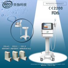 Machine portative de Hifu de Hifu portatif (FU4.5-10S)