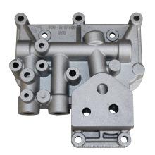 Piezas de automóvil de fundición de aleación de aluminio de fundición a presión de alta precisión y fundición en arena