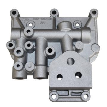 OEM изготовленные на заказ алюминиевые детали для литья под давлением для запасных частей для судовых дизельных двигателей