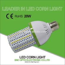SNC Europa Estándar 20W Retrofit LED maíz bombilla CE RoHS