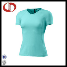 Pour Color Compression Sportswear Yoga Fitness Wear for Women