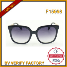 F15998 Hotsell vente en gros lunettes de soleil mode Made in China