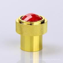 Capuchones de botella decorativos de oro de la fábrica orientada a la exportación