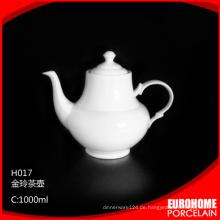 Massen von China hochwertiges Porzellan Teekanne kaufen