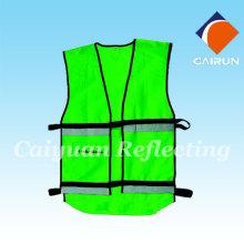 Green Reflective Vest