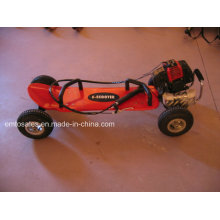 49cc G-Wheel / Wheelman / Бензиновый скейтборд / 2 колеса 49cc газовый скутер (et-GSK01)