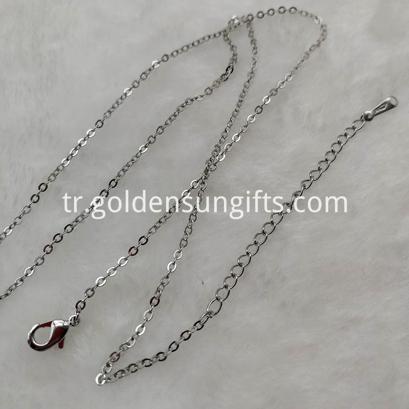Fashion Cross Chain Necklaces