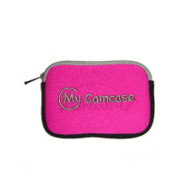 Lovely Neoprene Camera Bag with Embroidery (PP0029)