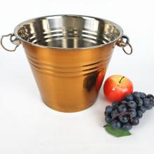 Fabricante de acero inoxidable Ice Buckete / Red Bull Ice Bucket