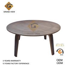 Mesa de centro de madeira compensada do mobiliário clássico Eames (GV-PCT 53)