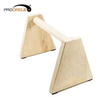 Heißer Verkauf Übung Fitness Training Holz Push Up Bar