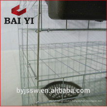 Alibaba Hot Sale Metal Racing Pigeon Loft Design