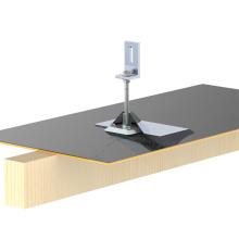 Kit de support de toit de panneau solaire imperméable pour le bardeau de toit