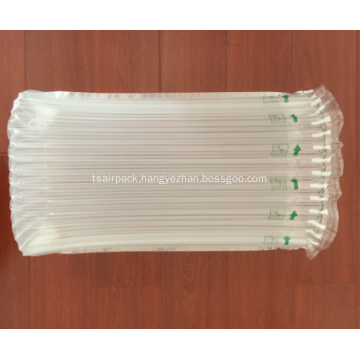 Air filled packaging for toner cartridge