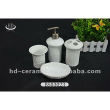 Daily use ceramic bathroom accessory