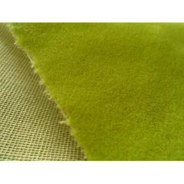 100% Polyester Flocked Fabric for Upholstery