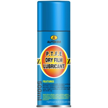 P. T. F. E Dry Film Lubricant, Rust Proof Lubricant