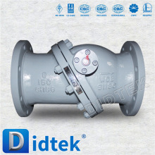 Didtek tilting disc check valve photo