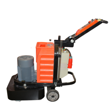 220V 380V Konkrit Permukaan Surfacing Grinder Polisher
